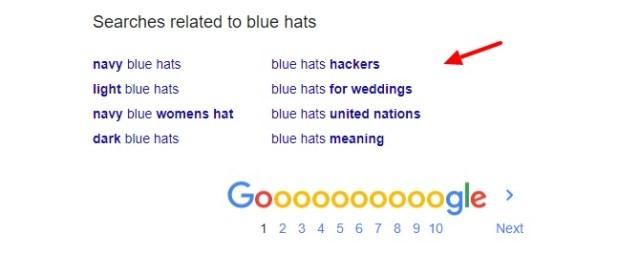 اقتراحات بحث جوجل