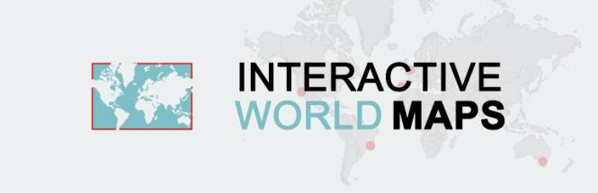 Meilleurs plugins de cartographie: cartes du monde interactives