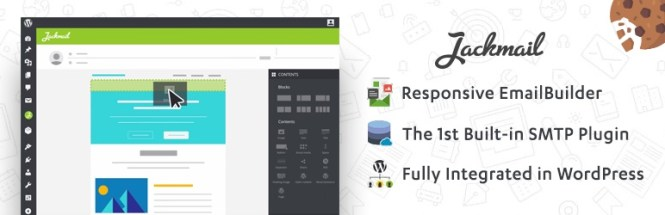 JackMail WordPress Newsletter Plugin