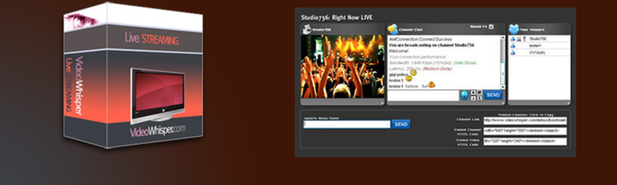 Add Live Streaming to WordPress