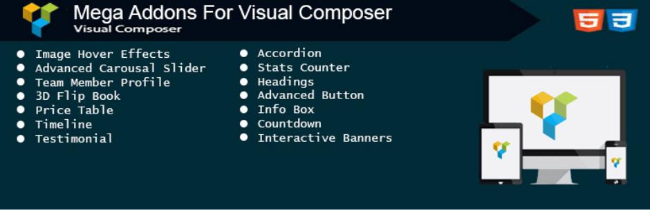 мега аддоны для компоновщика страниц wpbakery