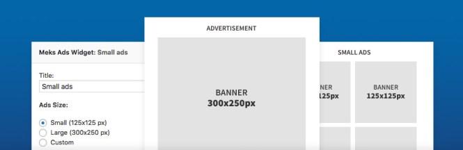 Widget Meks Easy Ads