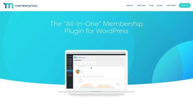 Plugin WordPress MemberPress