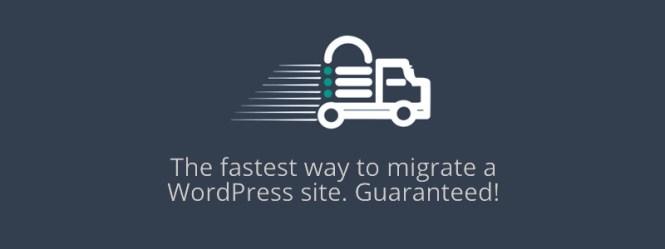 Migrer le plugin de migration de site WordPress Guru