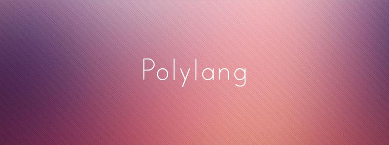 Translate WordPress with Polylang