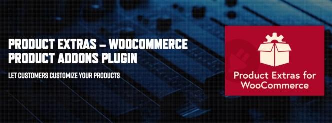 Extras de produits - Plug-ins additifs produits WooCommerce