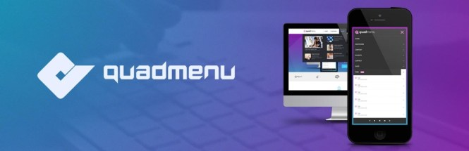 Plugin QuadMenu gratuit WordPress Mega Menu
