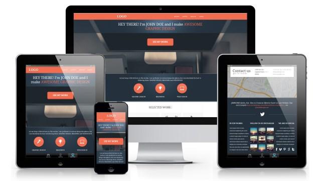 Responsive Web Design is here