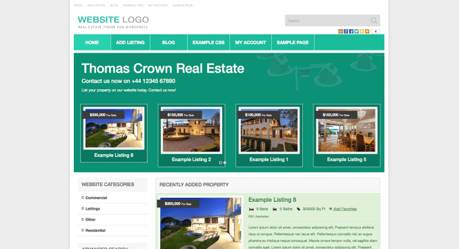 responsive-real-esate-premiumpress-real-estate-wordpress-theme
