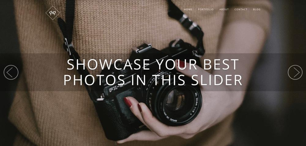 Rokophoto Фотография WordPress Тема