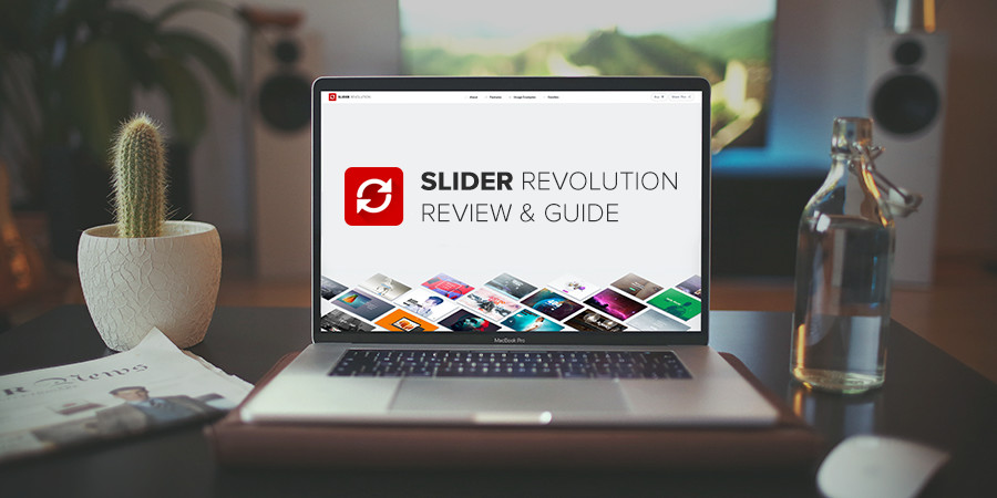 Revolution Slider WordPress Plugin Review & How To Guide