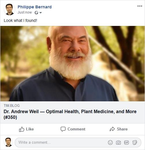 Автообрезка: в фейсбуке