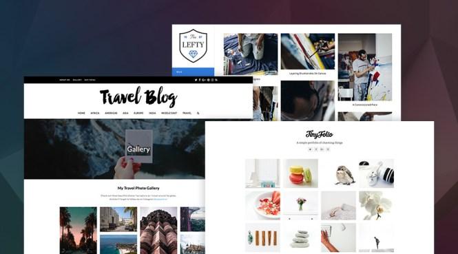 Total WordPress Portfolio