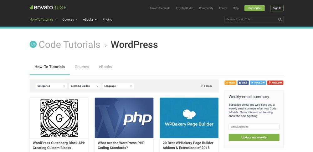 WordPress Blogs You Should Follow - Tuts+