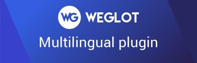 Plugin WordPress multilingue Weglot