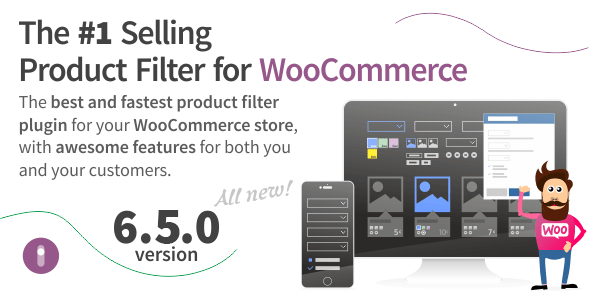 WooCommerce Product Filter Premium Plugin