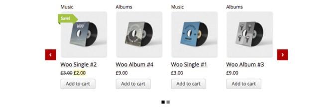 WooCommerce Product Slider Free WordPress Plugin