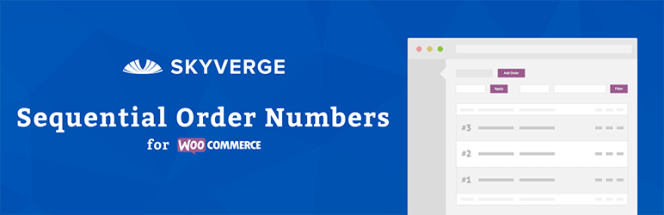 Numéros de commande séquentiels WooCommerce Plugin WordPress gratuit