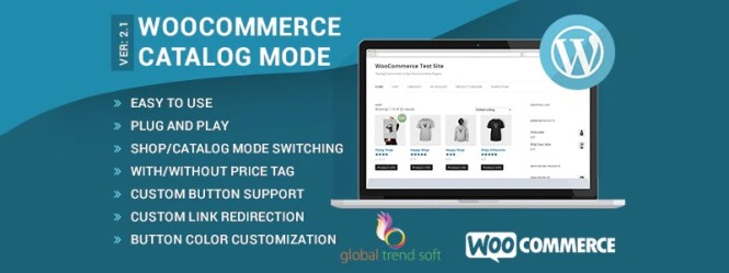 Mode catalogue WooCommerce