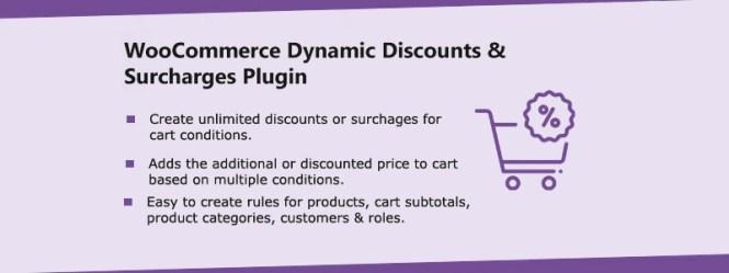 Prix du panier WooCommerce - Plugin Réductions et frais supplémentaires