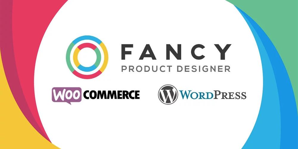 WooCommerce Fancy Product Designer Premium WordPress Plugin
