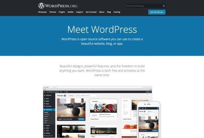 WordPress.org, WordPress auto-hébergé
