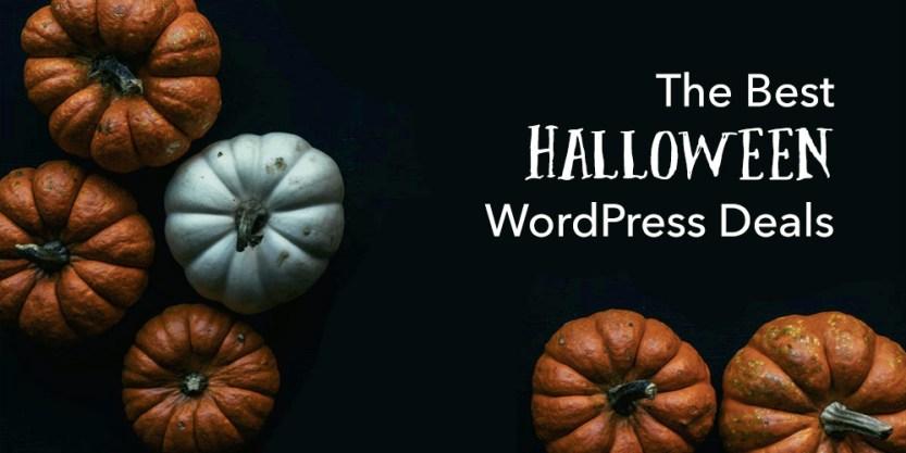 The Best WordPress Halloween Discounts & Coupons 2020