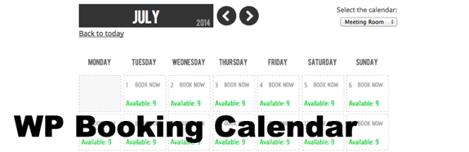 wp-booking-calendar-wordpress-plugin