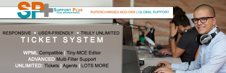WordPress Helpdesk Plugins: WP Support Plus