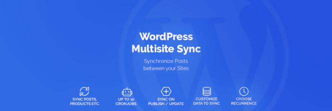 Synchronisation multisite WordPress