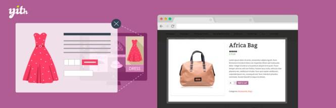 YITH WooCommerce Aperçu rapide Plugin WordPress gratuit