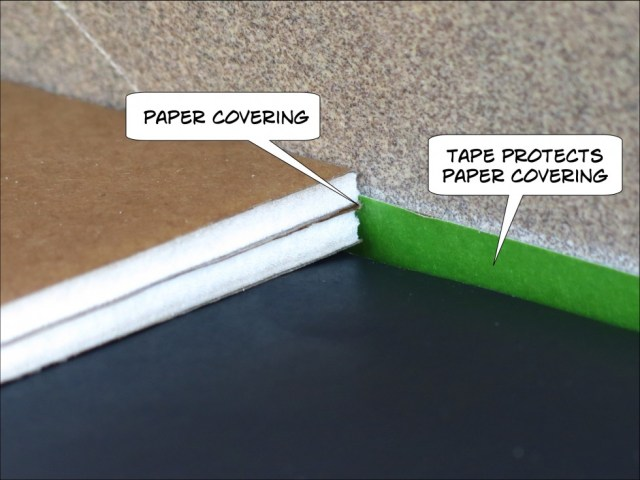 Tape Protects