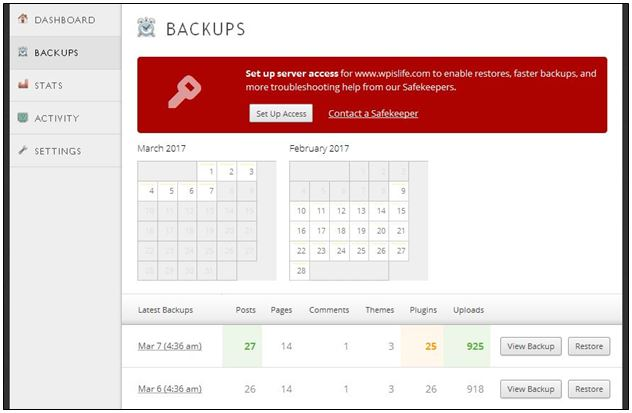 , VaultPress Backup Plugin Review