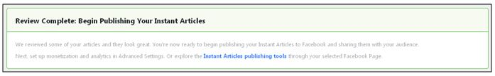 , Make Your WordPress Posts Facebook Instant Article-Ready