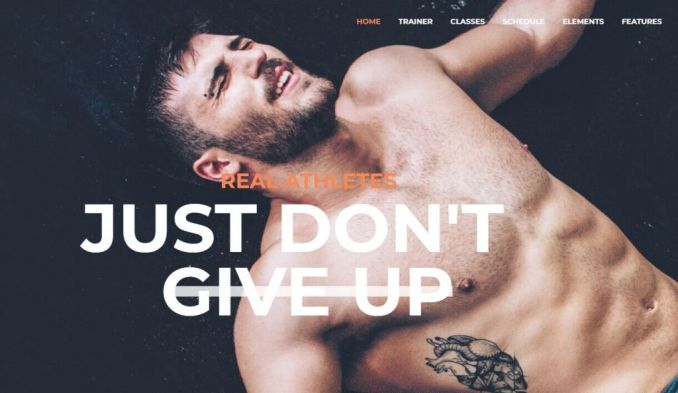 12 Best Fitness WordPress Theme for you Fitness Business