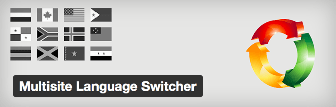 multisite-language-switcher How to Build a Multilingual Site in WordPress