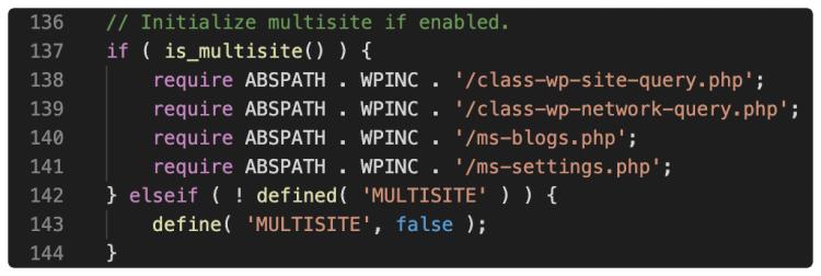 Presentación de texto de Visual Studio Code.
