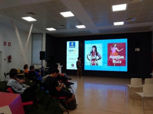 Meetup de Adonais Sarmiento sobre Como la trucha al trucho