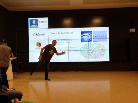 Meetup de Ted Stresen-Reuter sobre semantic web and SEO