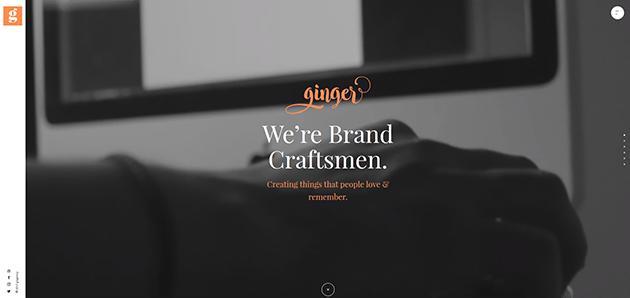 Ginger - Original Multipurpose WordPress Theme