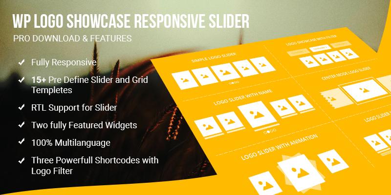 "Add new plugin ""WP Logo Showcase Responsive Slider"""