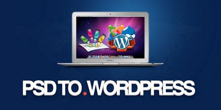 Convert a PSD Template To a WordPress Theme