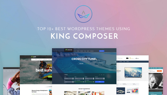 Page Builder: KingComposer – Free Drag and Drop page builder by King-Theme