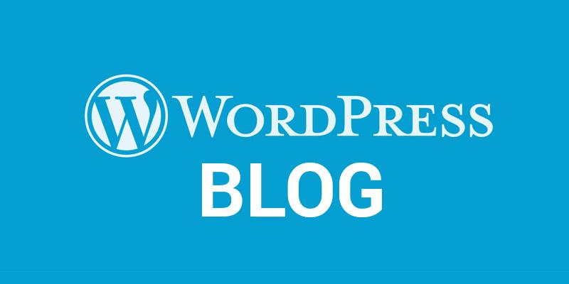 WordPress blog has been bloggers' apple of an eye
