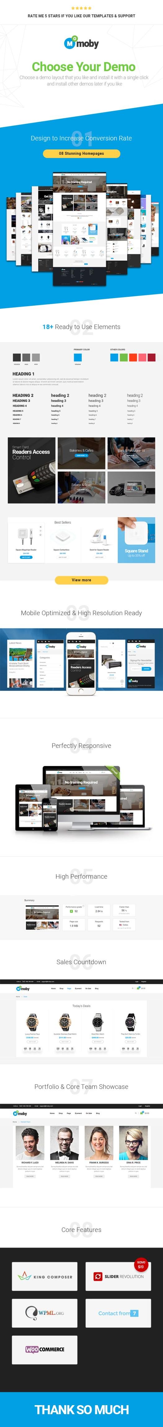 Multipurpose Creative WordPress Theme