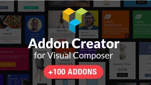 Addon Creator for Visual Composer