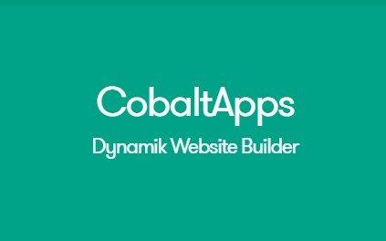 CobaltApps Dynamik Website Builder For Genesis