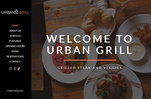 CyberChimps Urban Grill WordPress Theme
