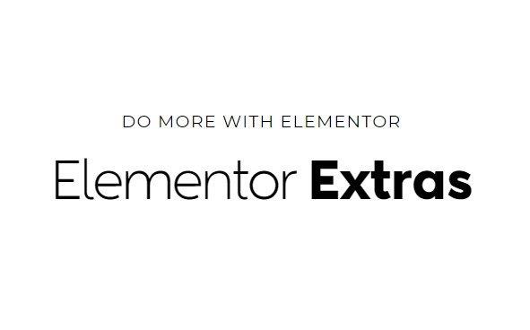 Elementor Extras WordPress Plugin