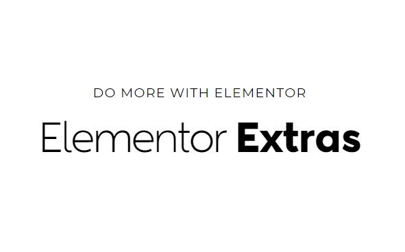 Elementor Extras WordPress Plugin